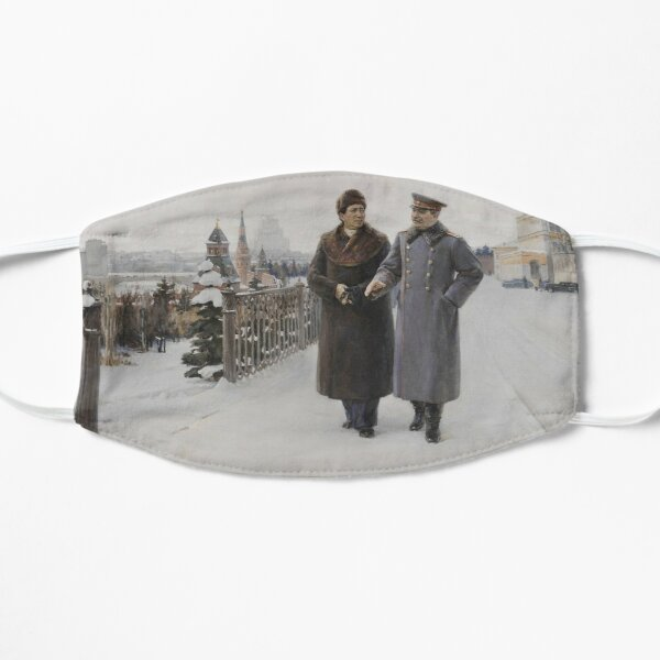 #Stalin #people, #adult, #group, #winter, #snow, #military, #males, #clothing, #men Mask