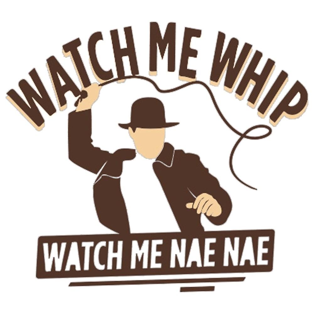 Watch Me Whip!  by Follen