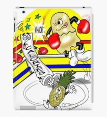 WEIGHT LOSS CARTOON TABLET CASE iPad Case/Skin