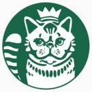 Mr Eggs the Cat Latte Company by jimiyo