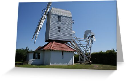 Thorpeness Windmill by Peter Barnes