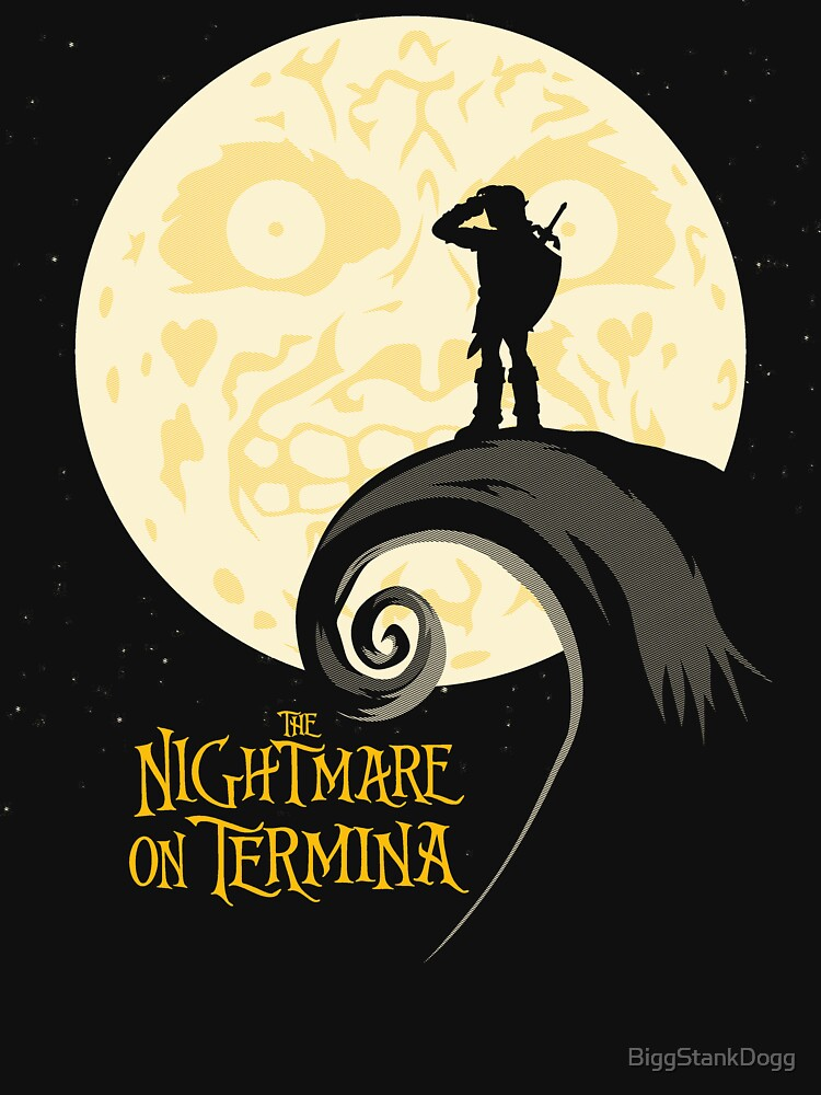 TShirtGifter presents: The Nightmare on Termina | Unisex T-Shirt