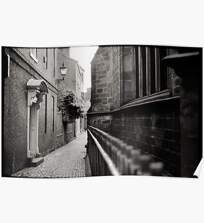 Up Our Alley Poster