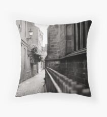 Up Our Alley Throw Pillow