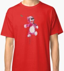 Teddy Bear Breaking Classic T-Shirt