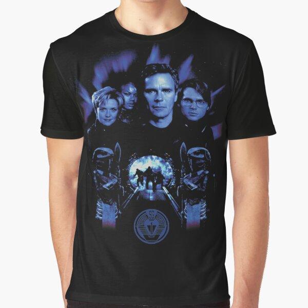 Stargate SG1 T-shirt graphique