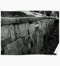 Walled Poster