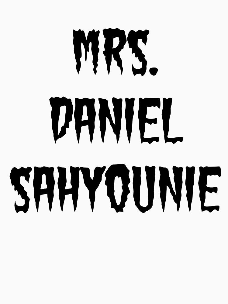 Mrs. Daniel Sahyounie by BaileyLisa