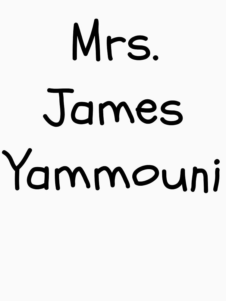 Mrs. James Yammouni by BaileyLisa