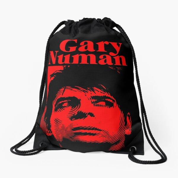 GARY NUMAN - TUBEWAY ARMY - REPLICAS Drawstring Bag