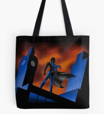 Sherlock Cartoon Tote Bag