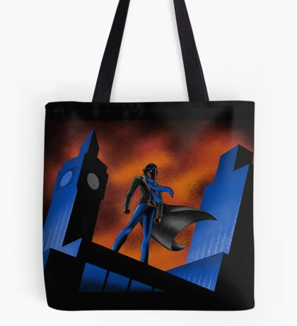 Sherlock Cartoon Tote Bag