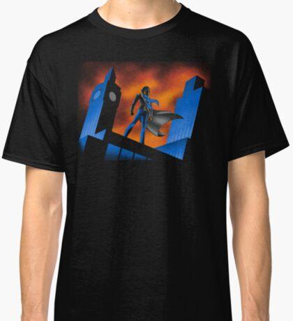 Sherlock Cartoon Classic T-Shirt