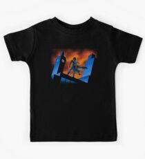 Sherlock Cartoon Kids Tee