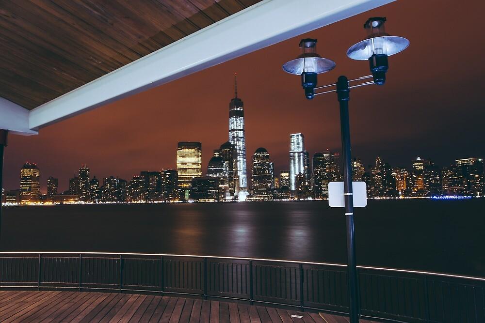 JC NY  by Andylezzo