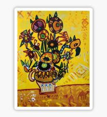 My Sunflower Sticker