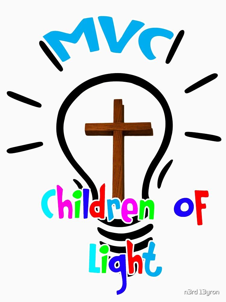 MVC- Children of Light w/ Cross by Byron352