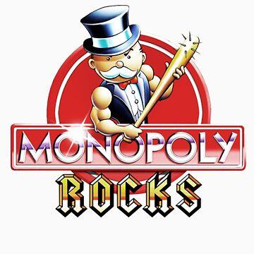Monopoly Rocks by DavDezign