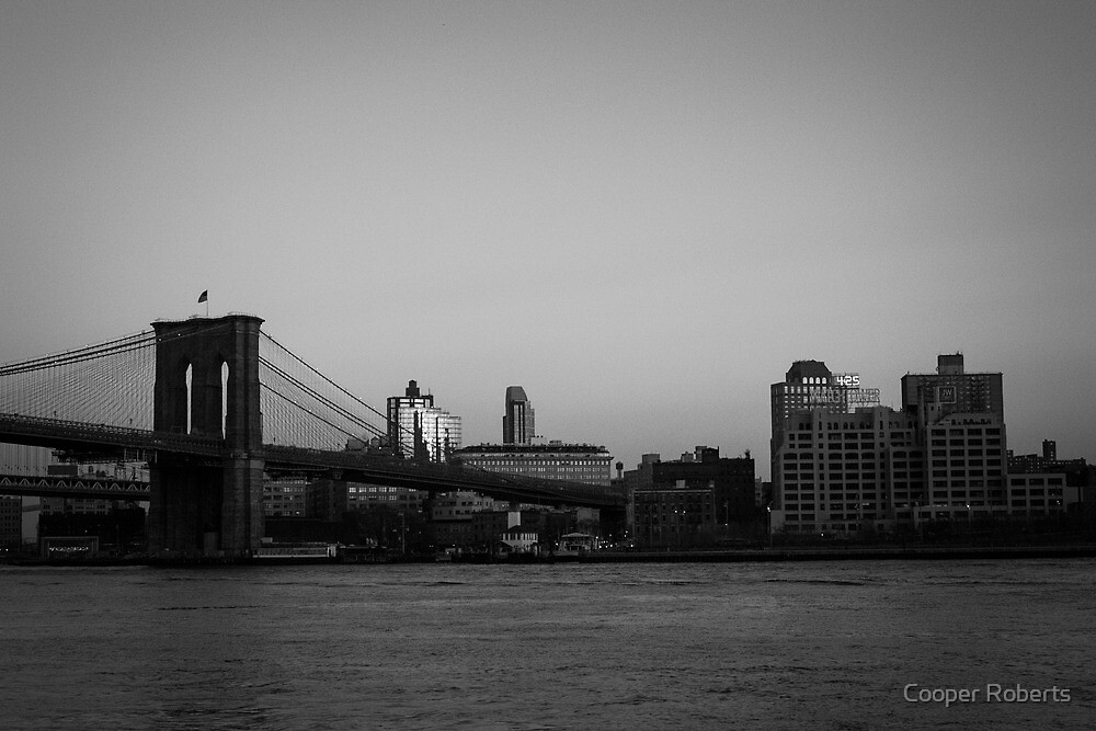 nyc by Cooper Roberts