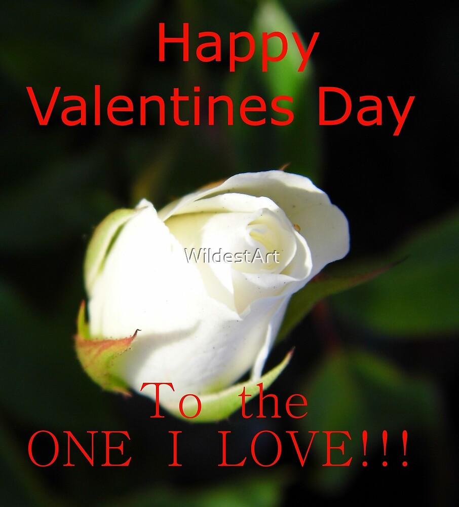 Rose Valentines by WildestArt