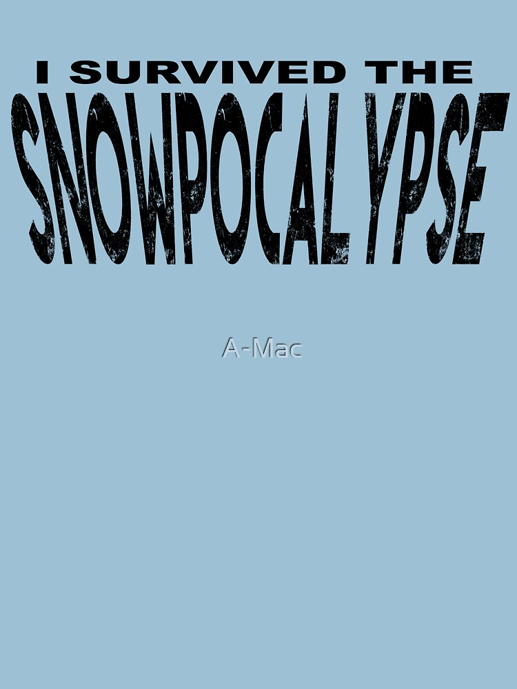 Snowpocalypse Black Variant by A-Mac