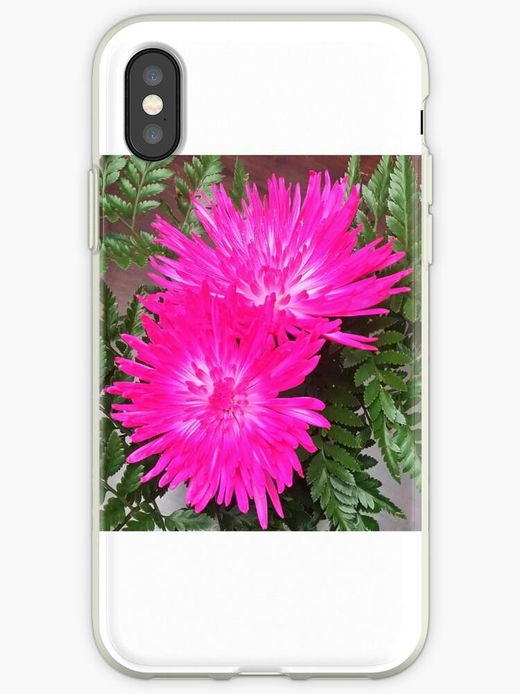 Pink Flowers by JenniferLisa1