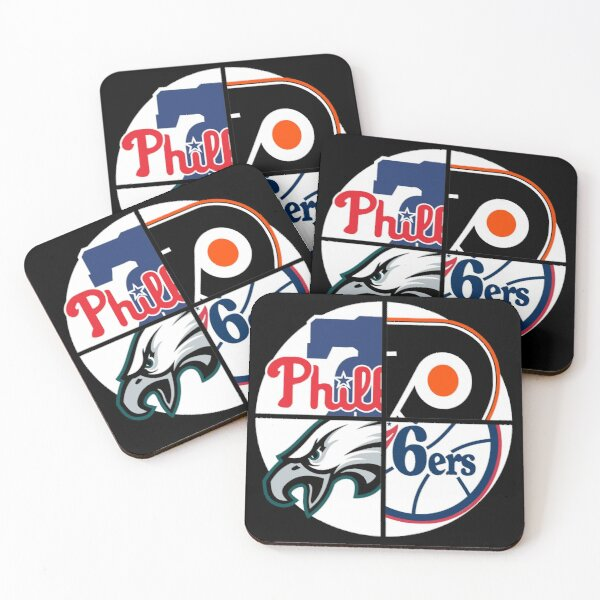 Philly Sports Untersetzer (4er Set)