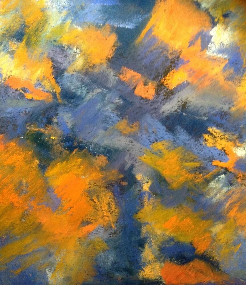 Blue Universe by LenAustinPastel