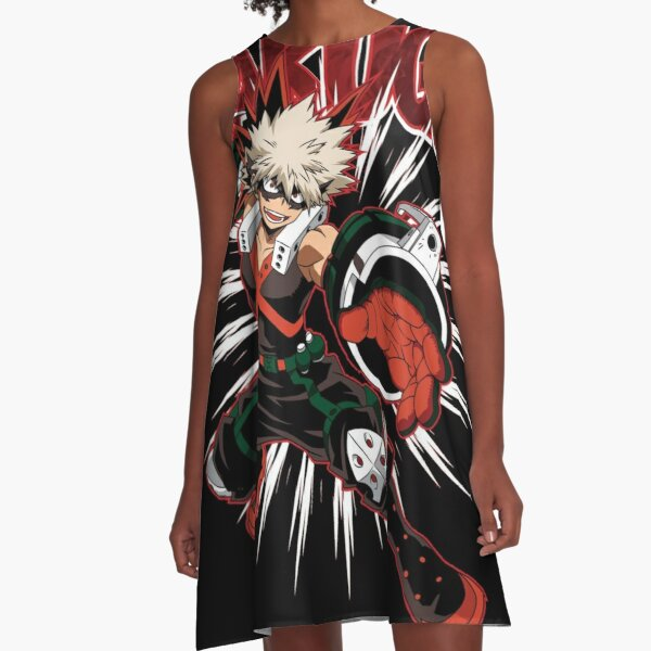 KATSUKI BAKUGO A-Line Dress