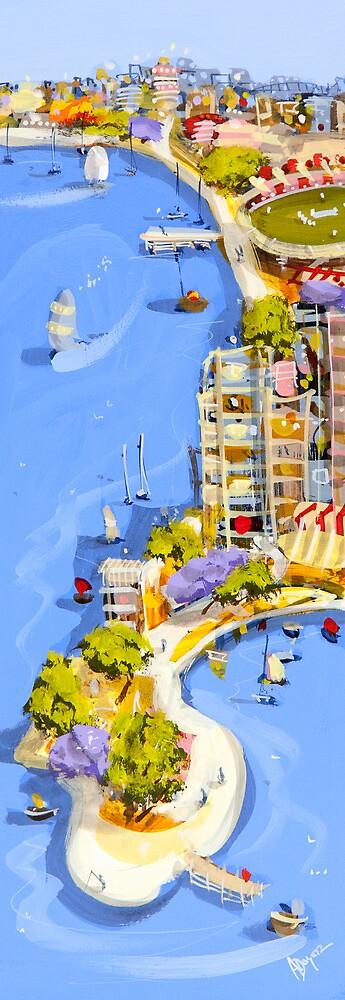 Strip of summer by Adam Bogusz