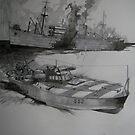 SS Wairangi by Ray-d