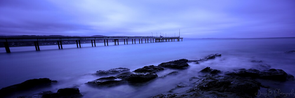 Morning in Lorne, Victoria  by Jacqui Barr