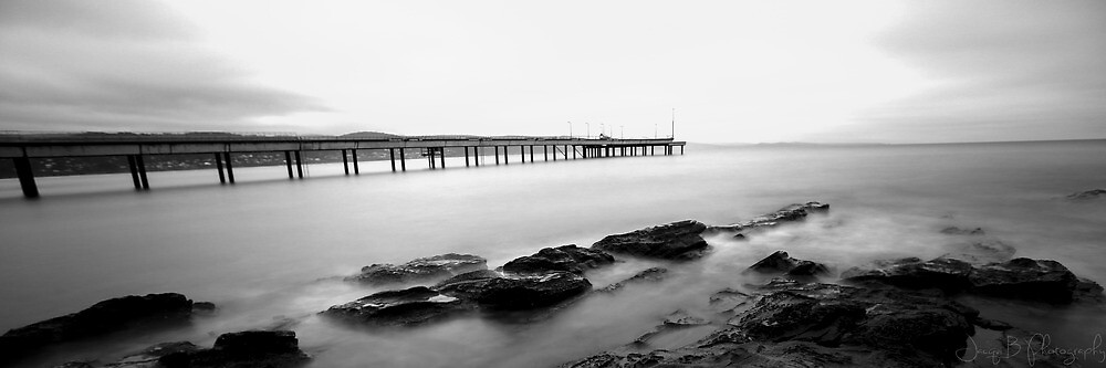 Lorne in the Morning  by Jacqui Barr