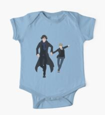 Sherlock and John Kids Clothes