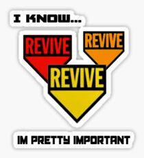 Im pretty important Sticker