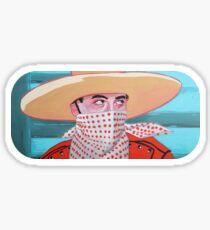 Cowboy PeeWee  Sticker