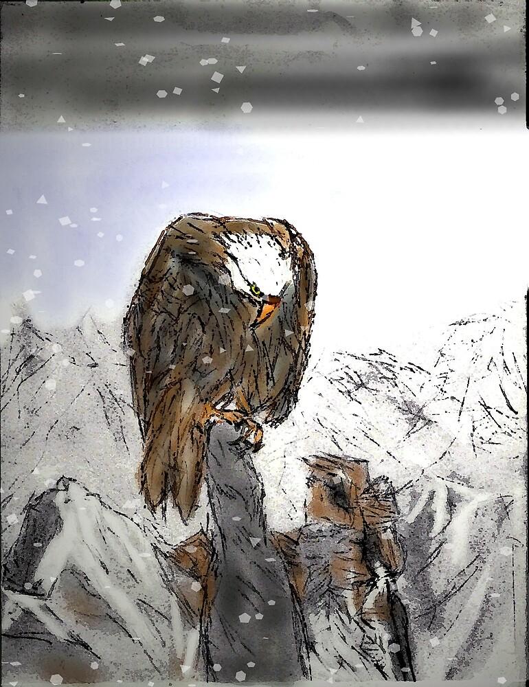 EAGLES LANDING by Semmaster