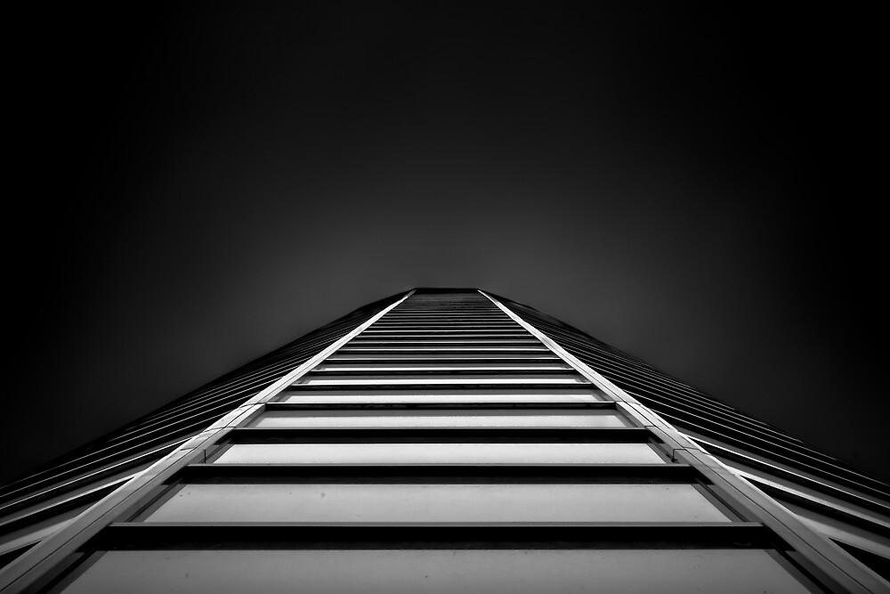 staircase - BW Fine Art by sebwaszakphoto