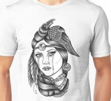Native American Princess Unisex T-Shirt