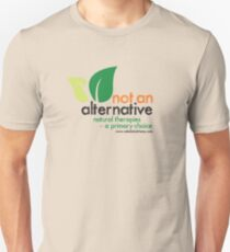 Natural Therapies - A Primary Choice Unisex T-Shirt