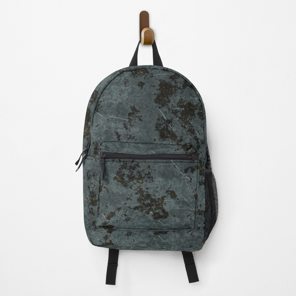 Aspect with rust and scratches Backpack