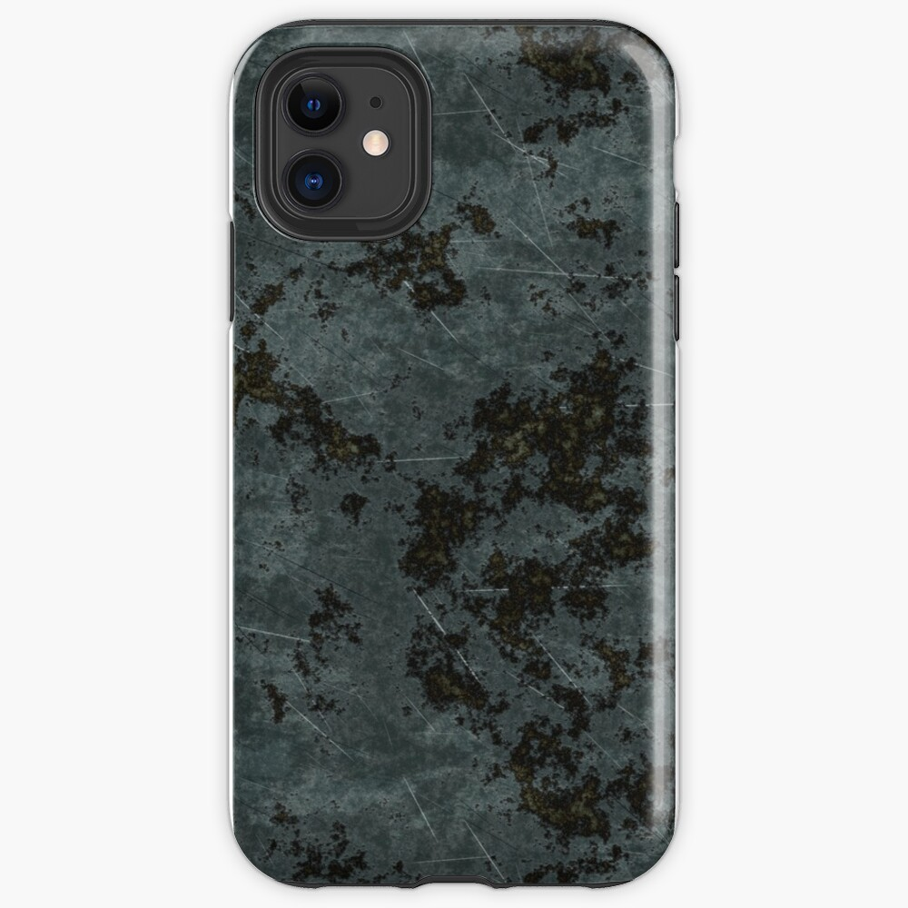 Aspect with rust and scratches iPhone Case & Cover