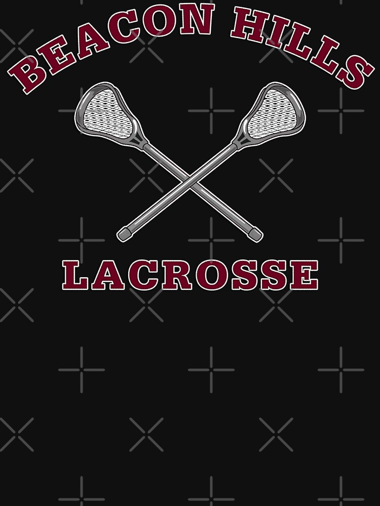Beacon Hills Lacrosse Team by SportsT-Shirts
