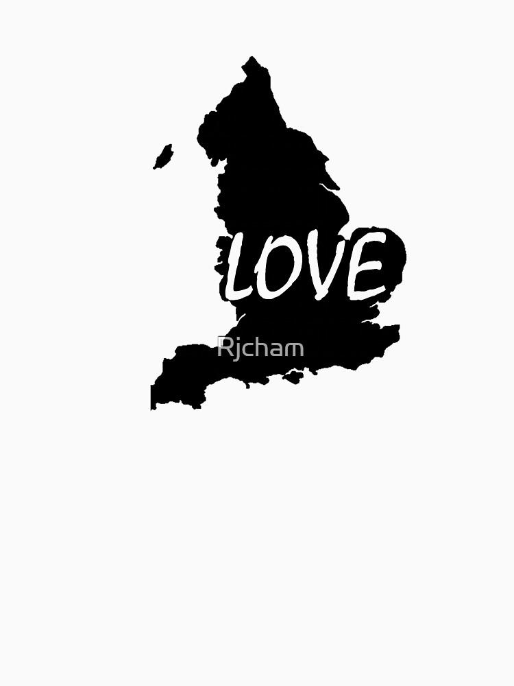 England Love by Rjcham