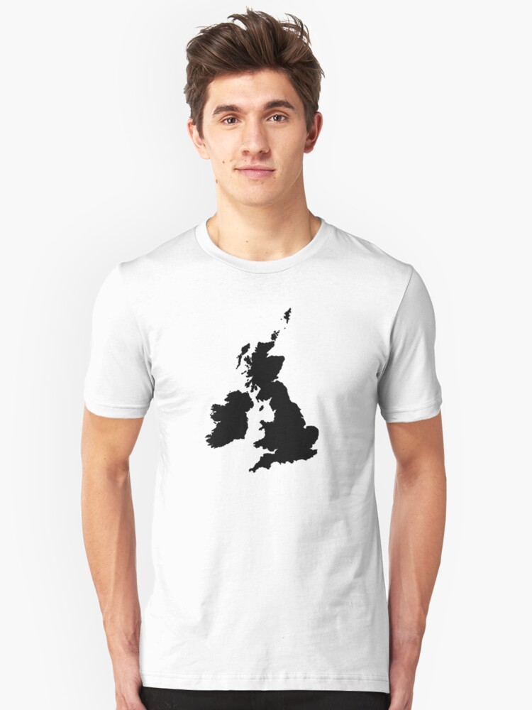 United Kingdom Unisex T-Shirt Front