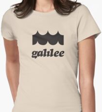 Galilee Womens Fitted T-Shirt