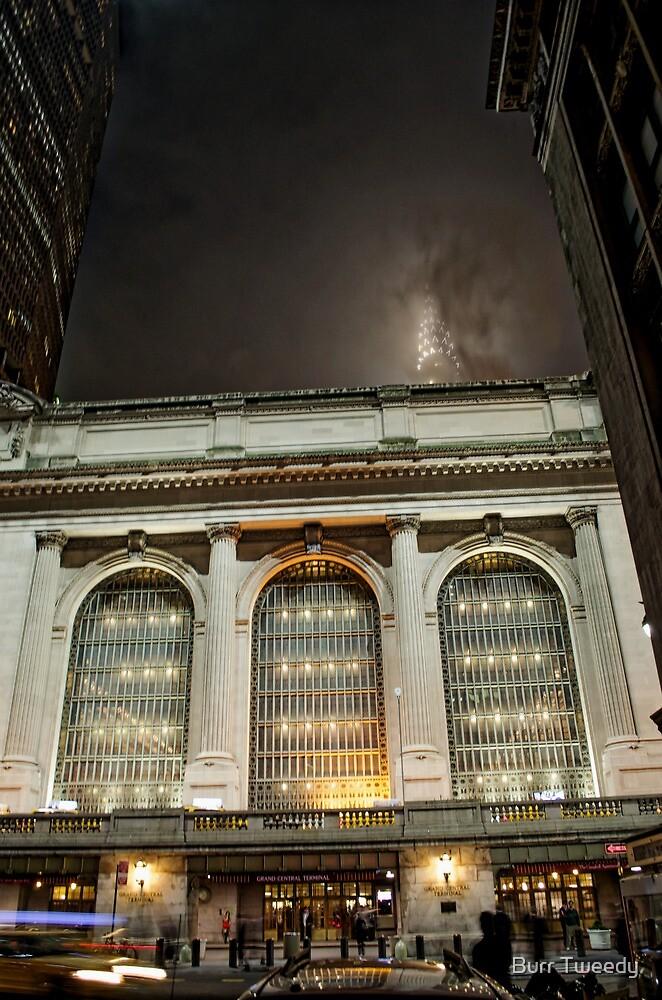 Grand Central by Burr Tweedy