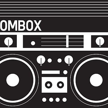 Boombox by simplemachine