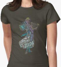 Skyward Sword Zelda Wordle T-Shirt