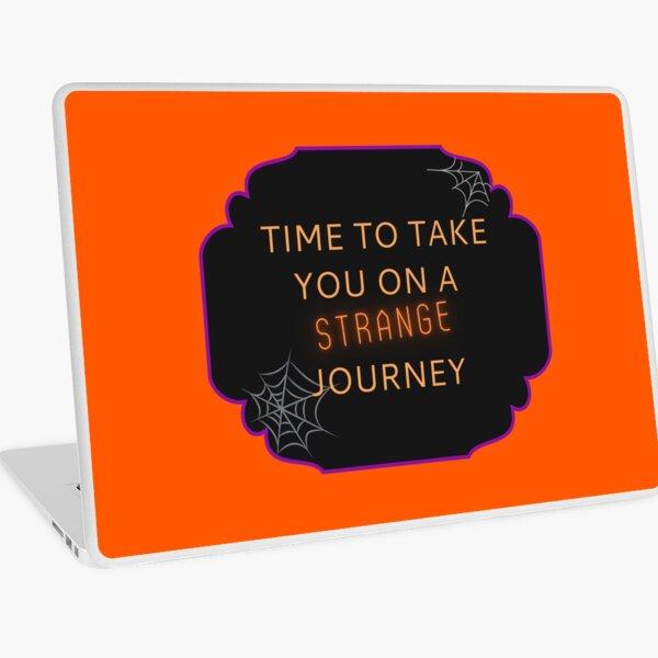 Strange Journey Laptop Skin